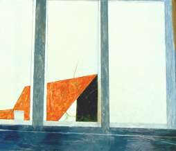 2004, Window VI, oil on canvas, 160 x 200 cm