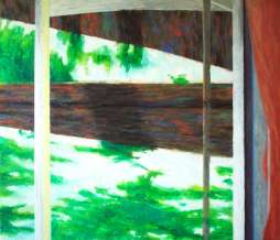 2005, Summer 05, oil on canvas, 160 x 180 cm