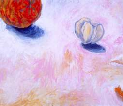 1994, In dulci jubilo III, oil on canvas, 56,5 x 125 cm
