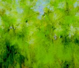 1997, Spring, oil on canvas, 120 x 180 cm