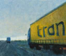 2002, Transped, oil on canvas, 115 x 150 cm