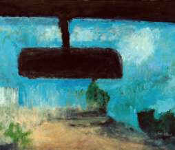 2003, Fata Morgana, oil on canvas, 70 x 100 cm